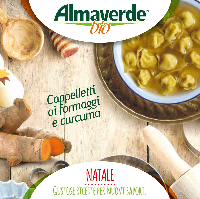 Cappelletti ai formaggi e curcuma ricetta