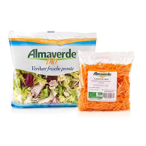 le classiche insalata Almaverde Bio