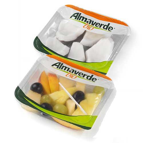 frutta tagliata Almaverde Bio