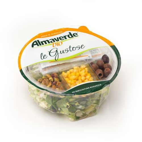 Insalata vegetale Almaverde Bio