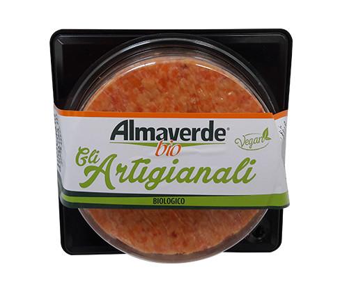 Burger di verdure Almaverde Bio