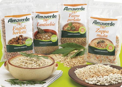 Legumi e Cereali Almaverde Bio