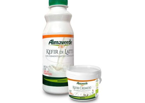 Kefir di latte Almaverde Bio