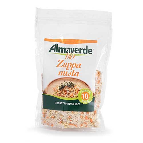 zuppa mista Almaverde Bio