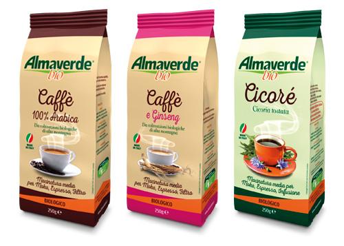 Caffè Almaverde Bio