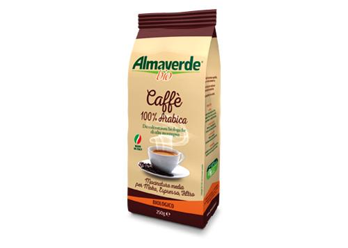 Caffè 100% Arabica Almaverde Bio