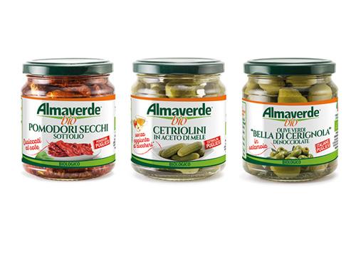Sottoli Sottaceti e Olive Almaverde Bio