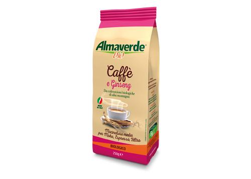 Caffè e Ginseng Almaverde Bio
